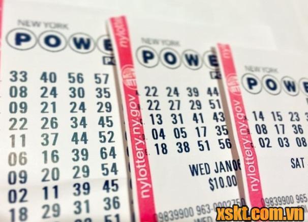 Giải thưởng Powerball 447 triệu USD tìm được chủ nhân